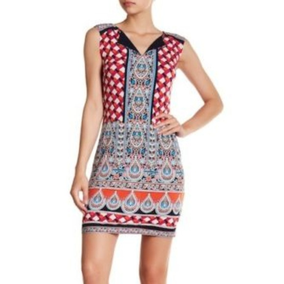Laundry by Shelli Segal Dresses & Skirts - **Laundry By Shelli Segal Printed Jersey Dress NWT